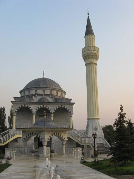 4 Beautiful Mosques In Ukraine Ilmfeed
