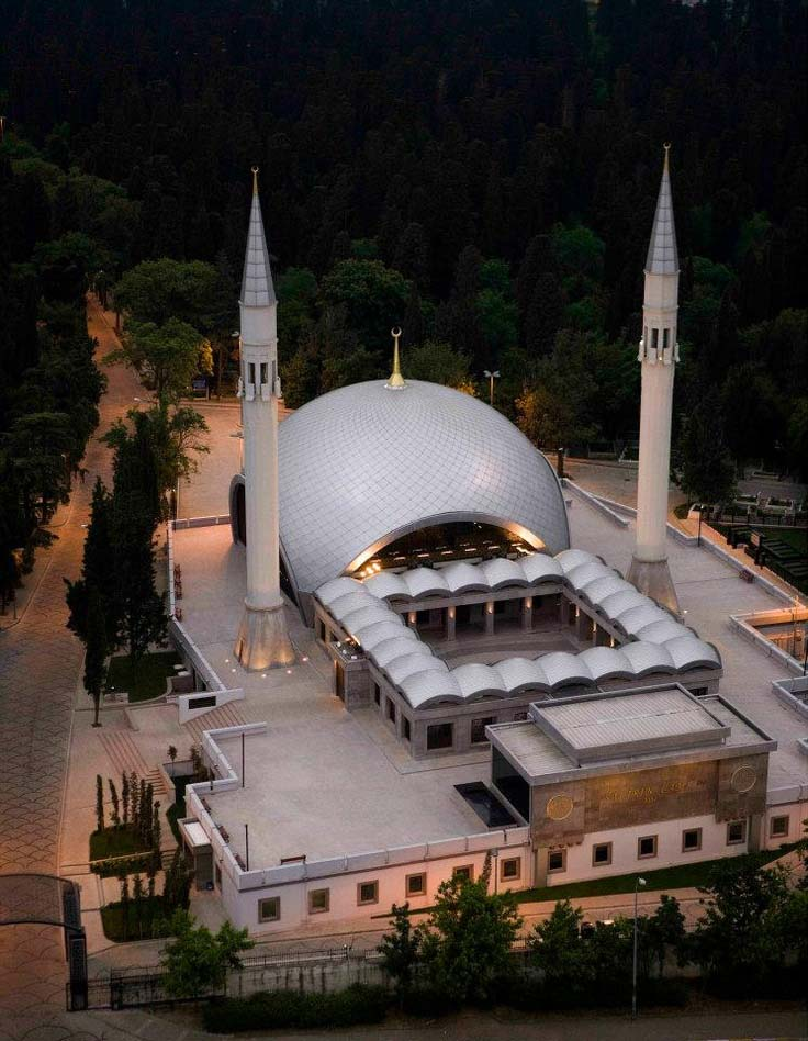 The First Mosque To Be Designed By Women Ilmfeed