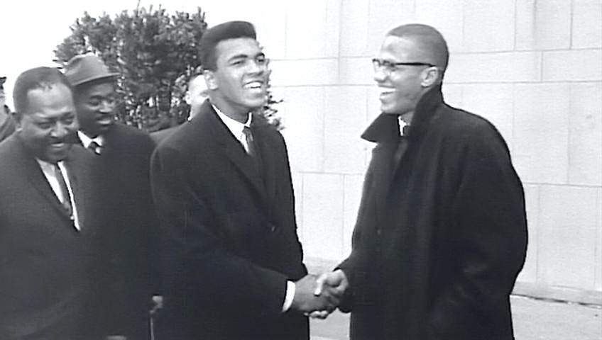 malcolm x and muhammad ali relationship with