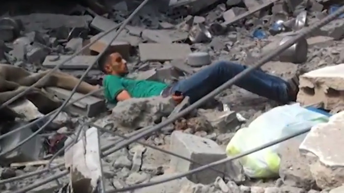 gaza civilian