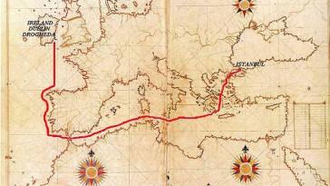 Ottoman Irish Famine Route