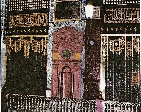 mihrab tahajjud old 2