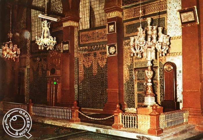 mihrab tahajjud old