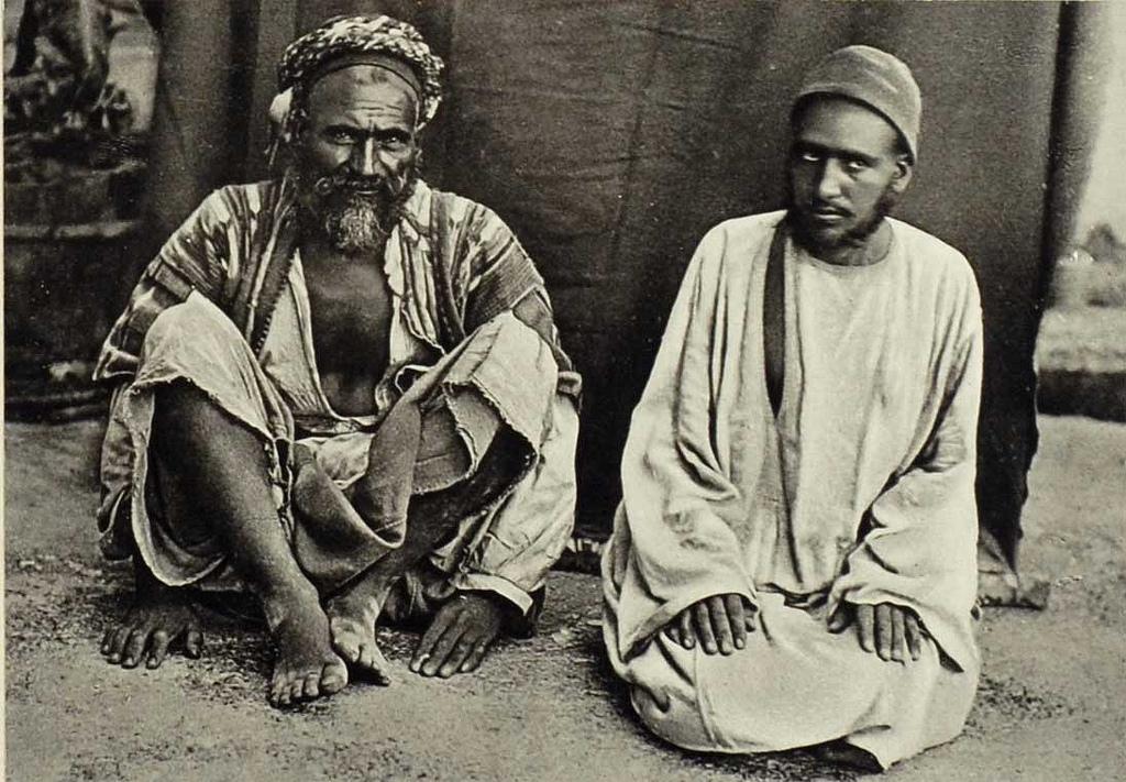 baghdad hajjis 1880