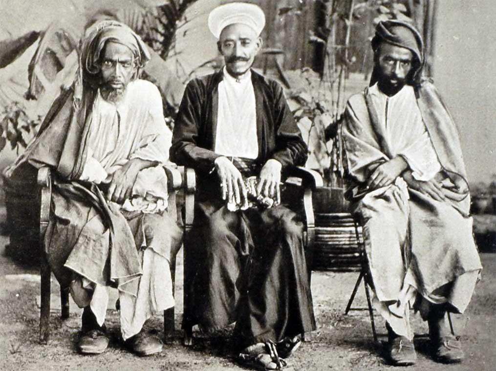 bahrain hajjis 1880
