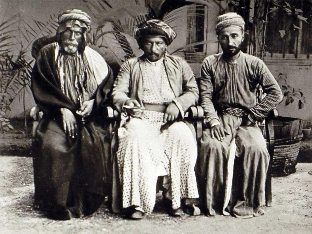 basra hajjis 1880