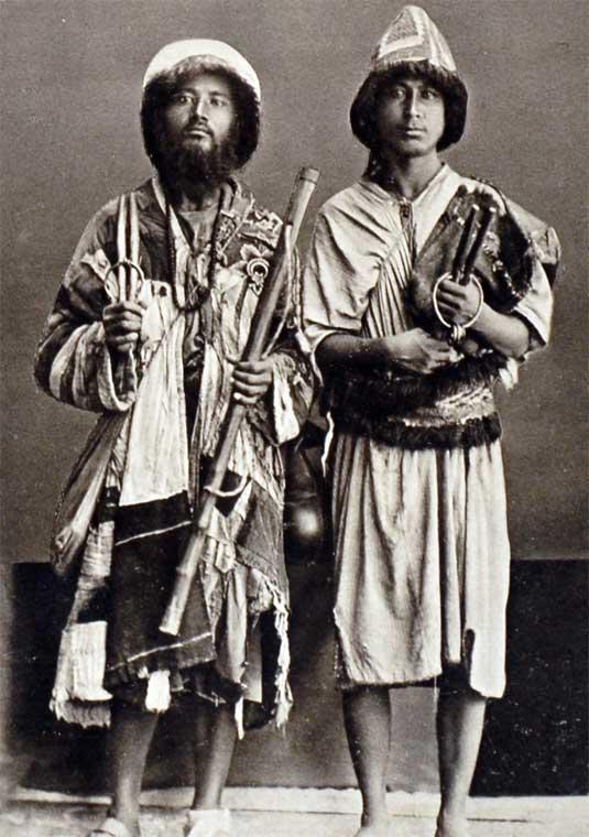 bukhara hajjis 1880