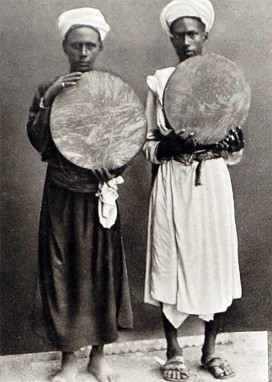 yemen hajjis 1880