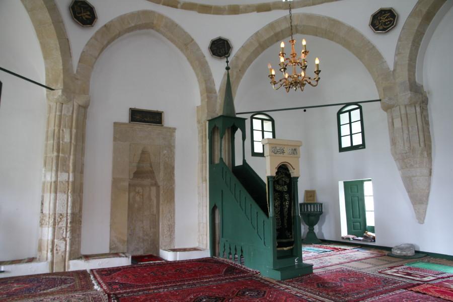 umm haram mosque