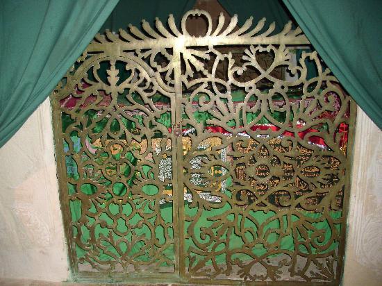 umm haram tomb gate