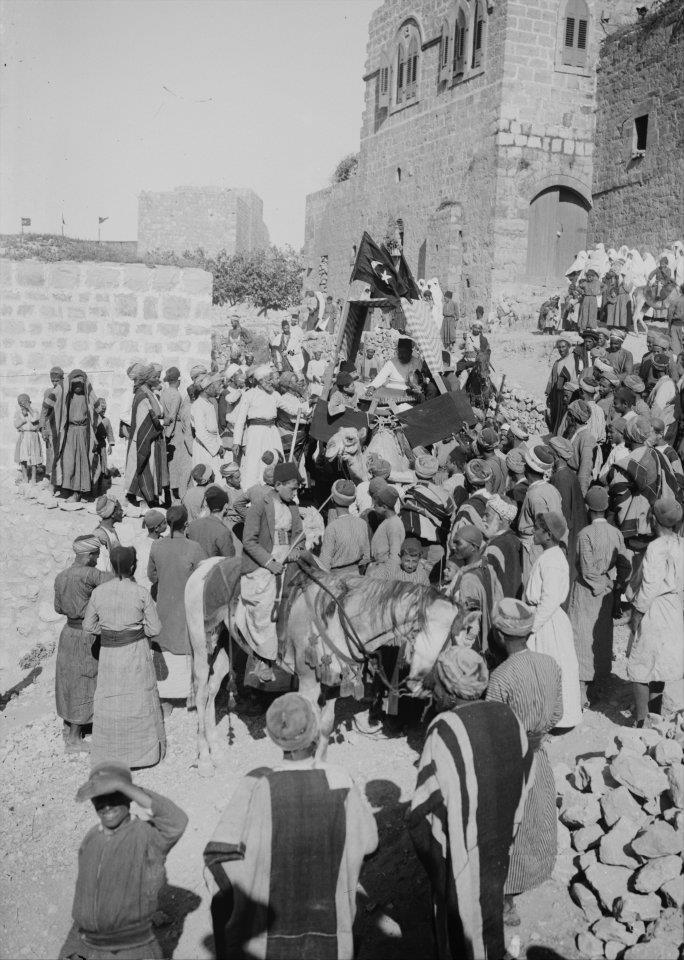 70 Photos Of Ottoman Palestine Ilmfeed