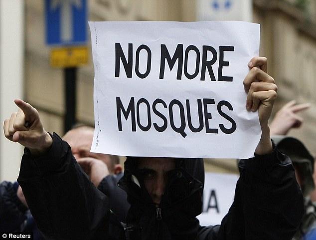 no more mosques