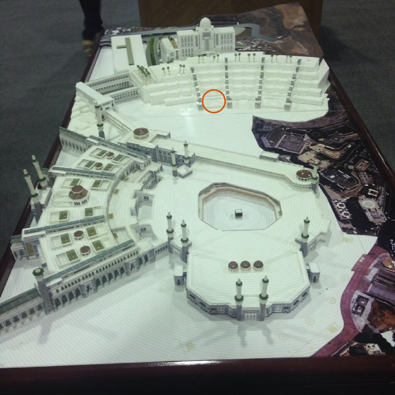 place of mawlid plans model