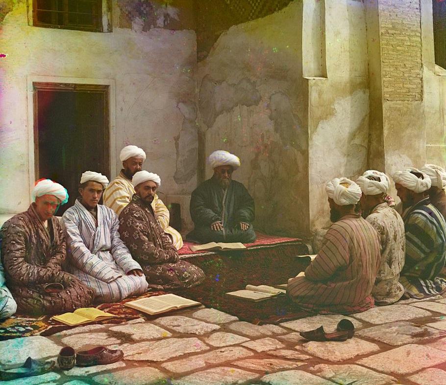 17 traditional madrassah samarkand