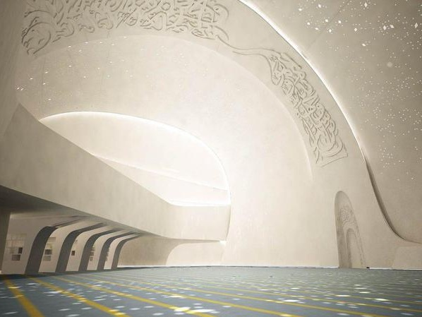 This Mosque Looks Like it's From Another Planet - IlmFeed