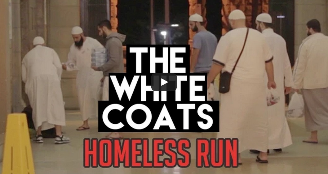 The White Coats - Feeding Sydney's Homeless - IlmFeed