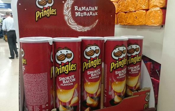 Pringles Tesco