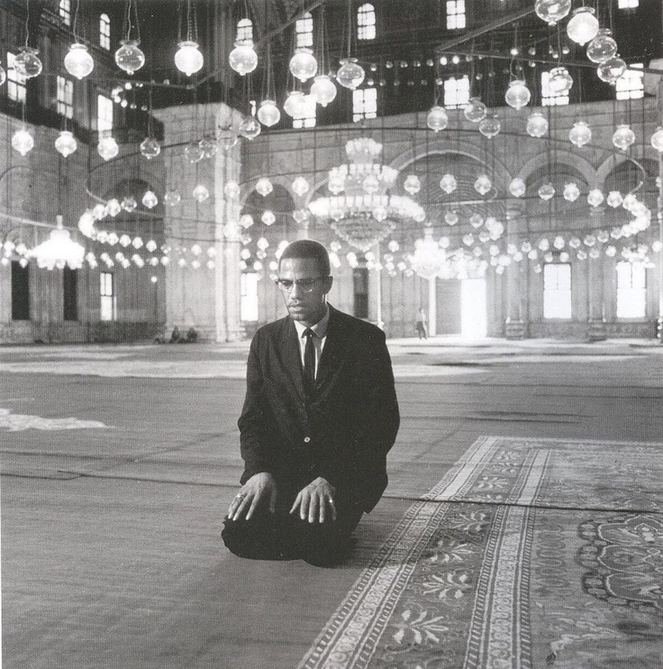 Malcolm x s letter from hajj ilmfeed