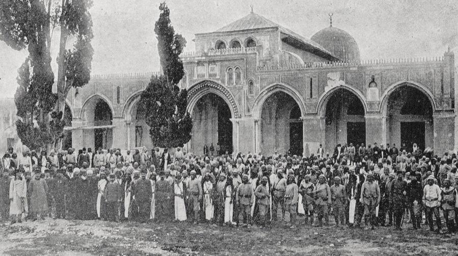 Ottoman Al Aqsa IlmFeed 1