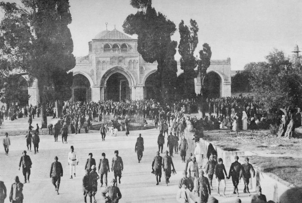 Ottoman Al Aqsa IlmFeed 2