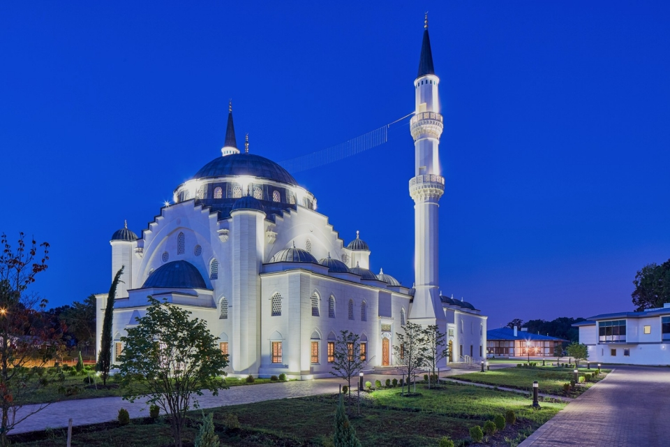 is this the most beautiful mosque in the usa ilmfeed