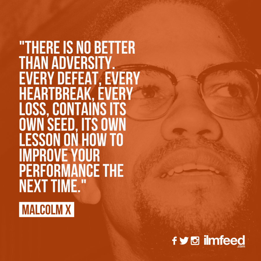 10 Thought-Provoking Quotes from Malcolm X - IlmFeed