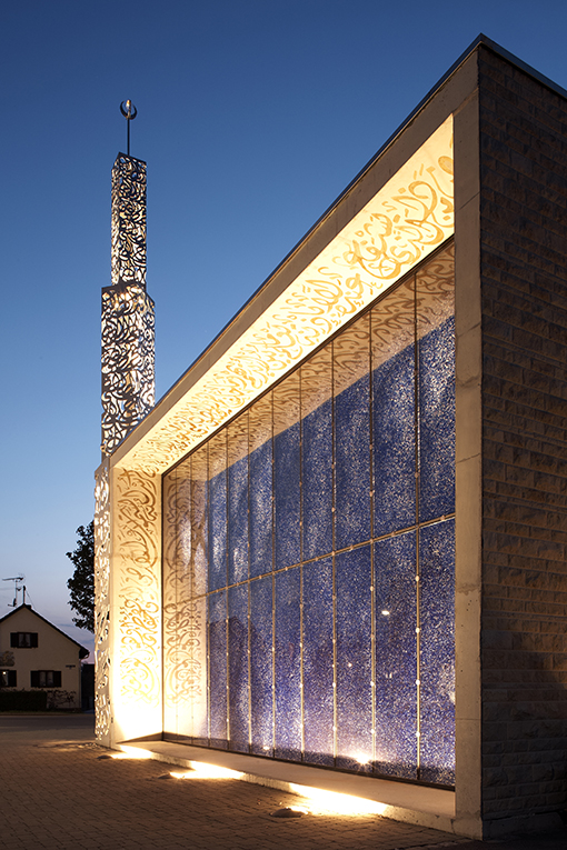 A photographic journey of europe 39 s mosques ilmfeed for Modern islamic building design