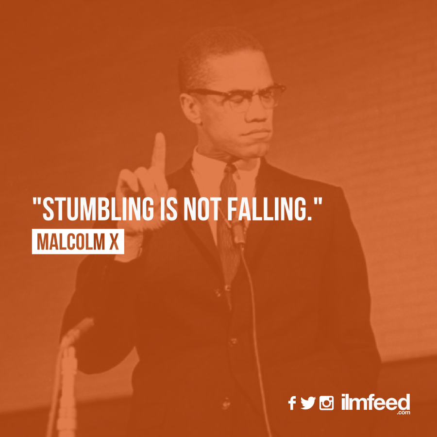 About: 10 Thought-Provoking Quotes From Malcolm X