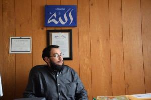 The community's Islamic Centre, Imam Hasan (2)