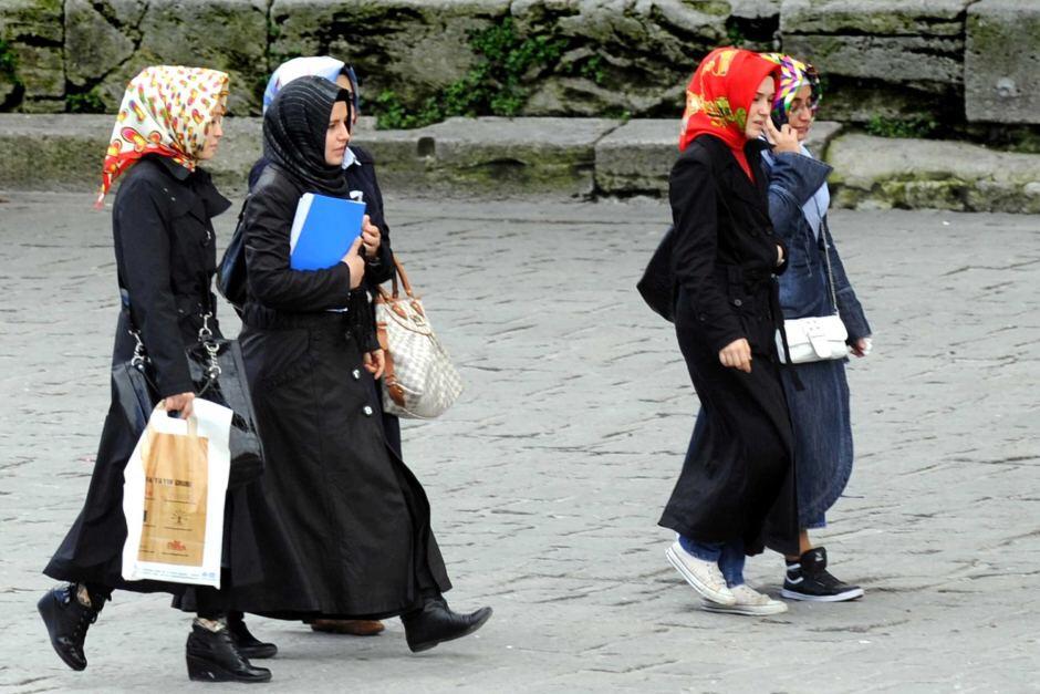 turkey hijab