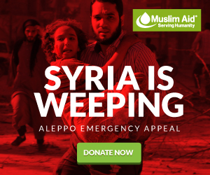 Aleppo Appeal