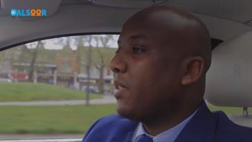 somali taxi driver