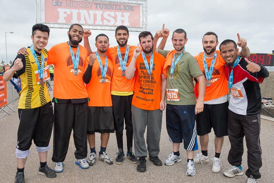 fasting marathon