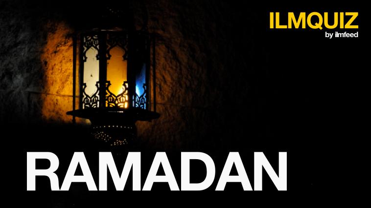 ilmquiz ramadan