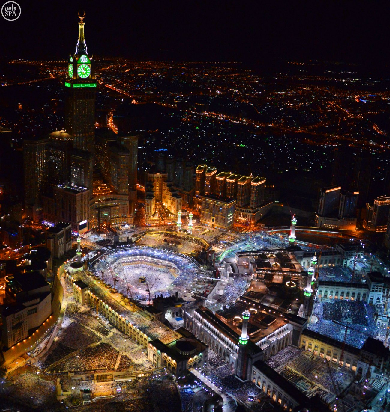10 Astonishing Ideas To Spa Up Your Luxury White Bathroom: 10 Amazing Aerial Photos From Makkah Taken During The 27th