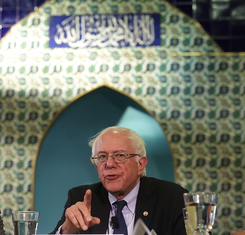bernie mosque