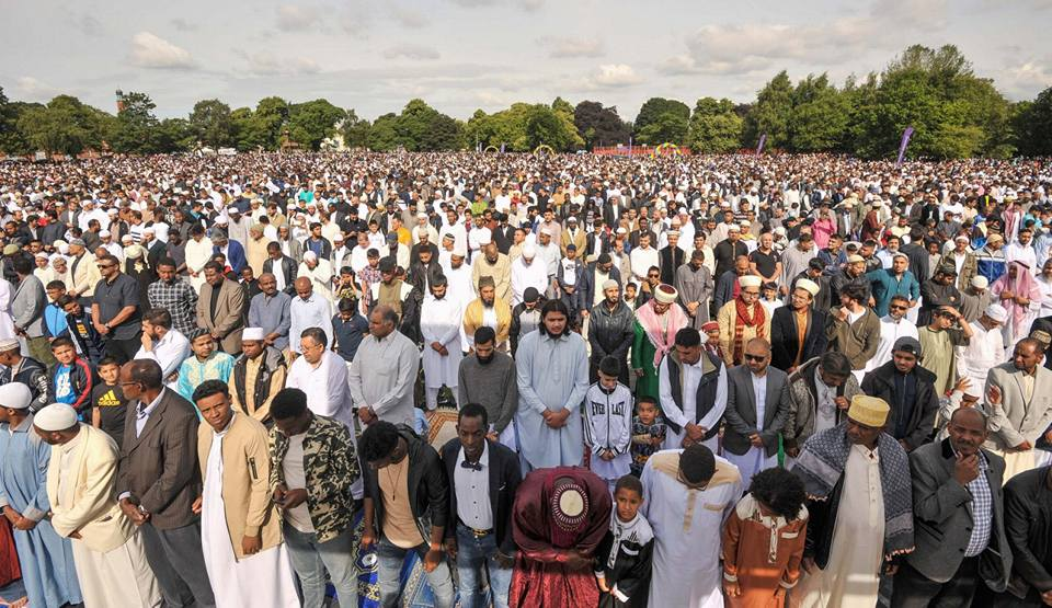 birmingham eid prayers 1