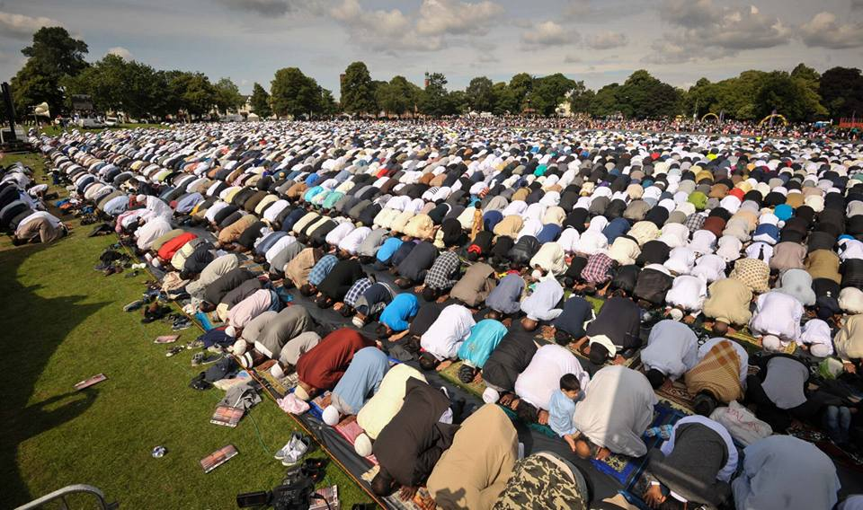 birmingham eid prayers 2