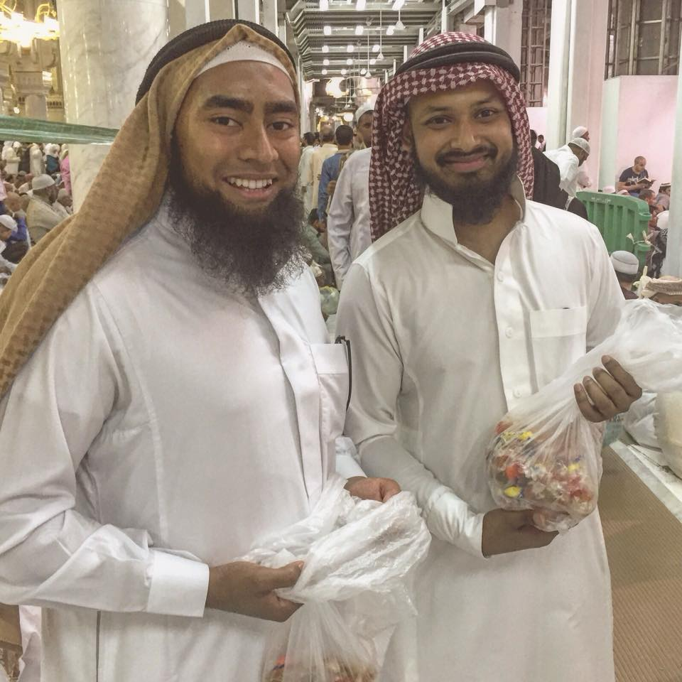 sweet eid makkah