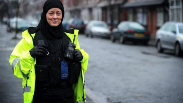 hijab police