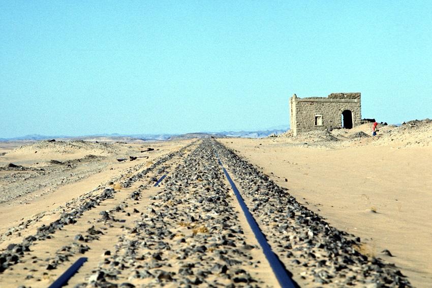 hijaz railway remnants