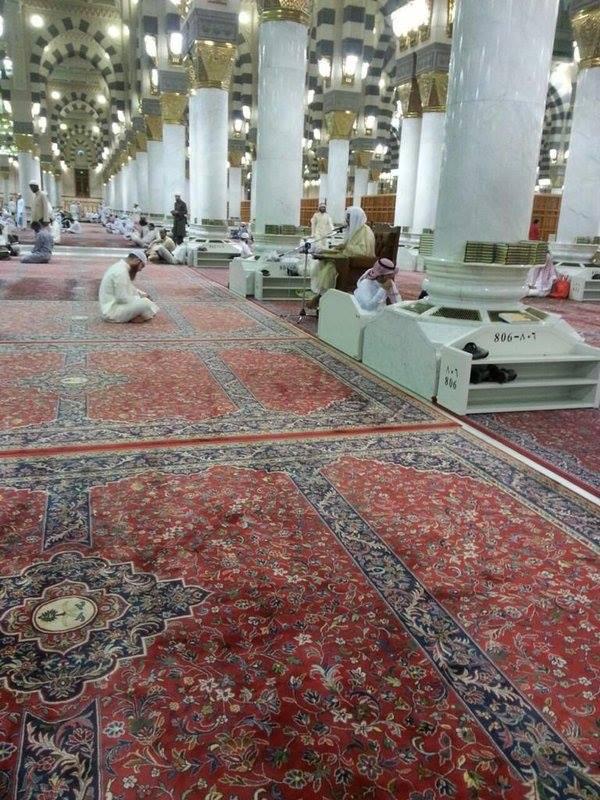 masjid-nabawi-dars