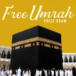 win a free umrah