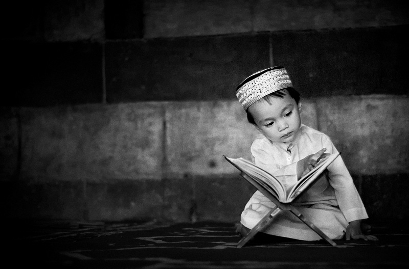 How The Qur'an Was Secretly Taught in the Soviet Union ... Children Reading Quran Beautifully