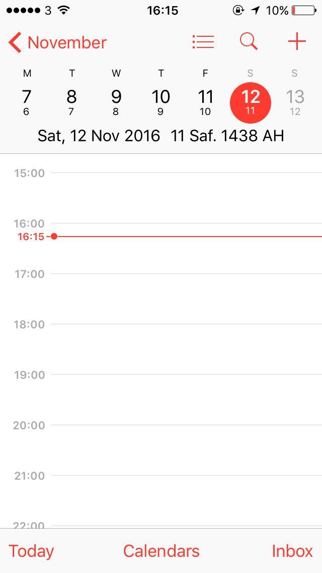 Islamic Hijri Calendar - Android Apps on Google Play