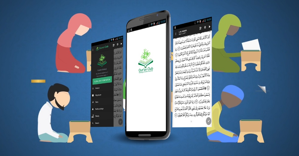 This Innovative App Helps Muslims Around the World Complete