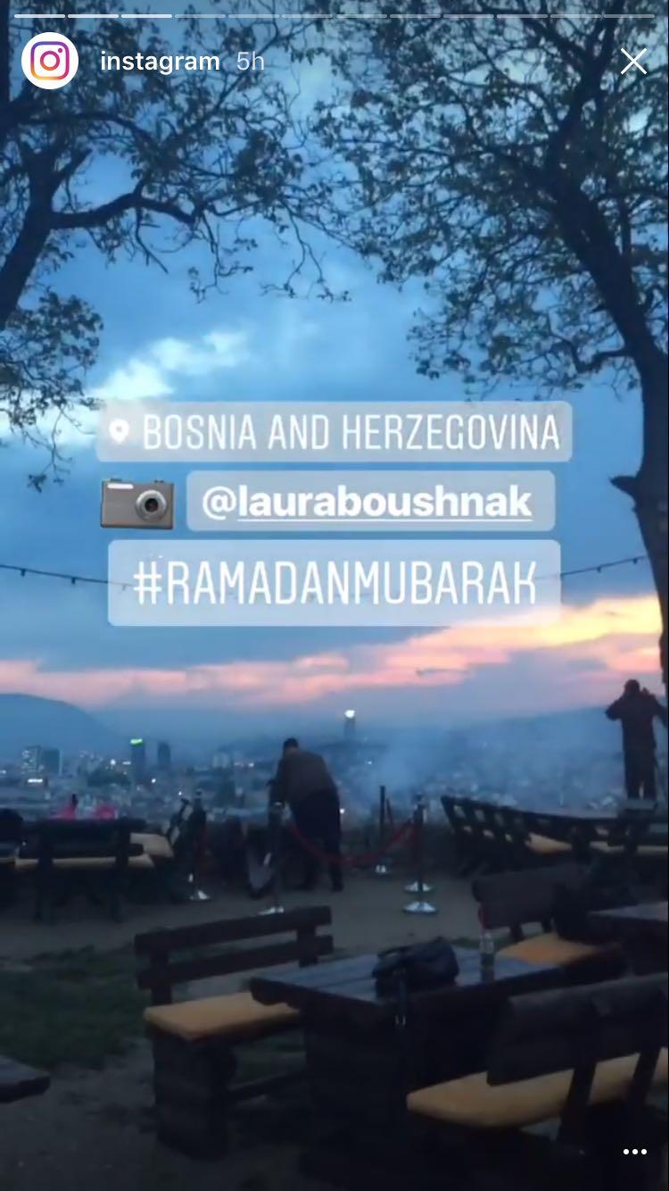 Instagram Dedicates Their 24-Hour Story to Ramadan - IlmFeed