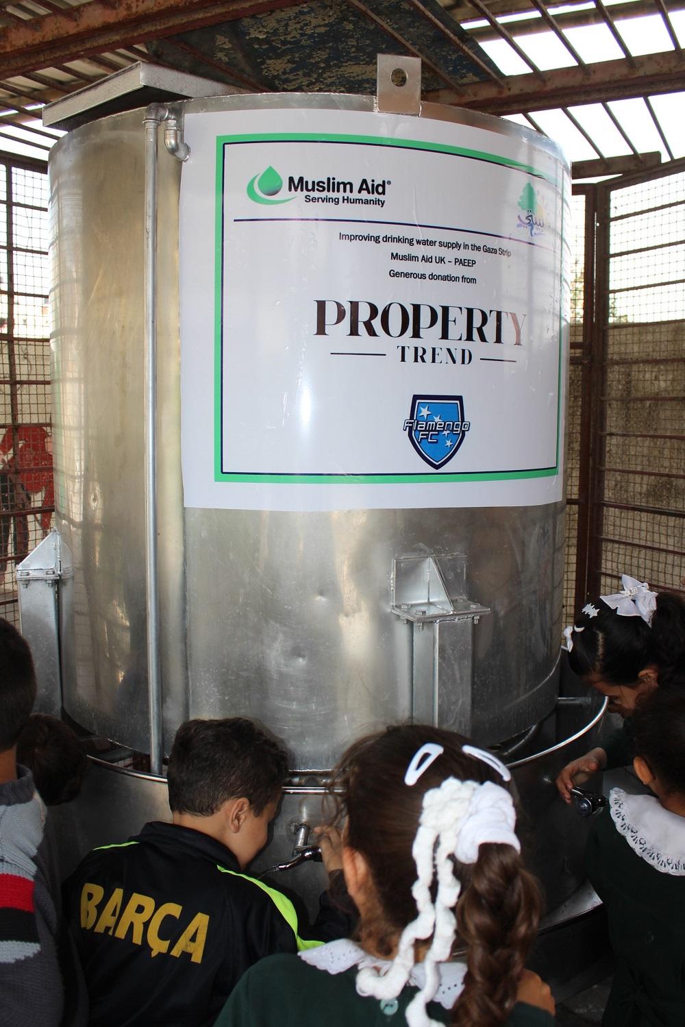 vattenreningsstationen