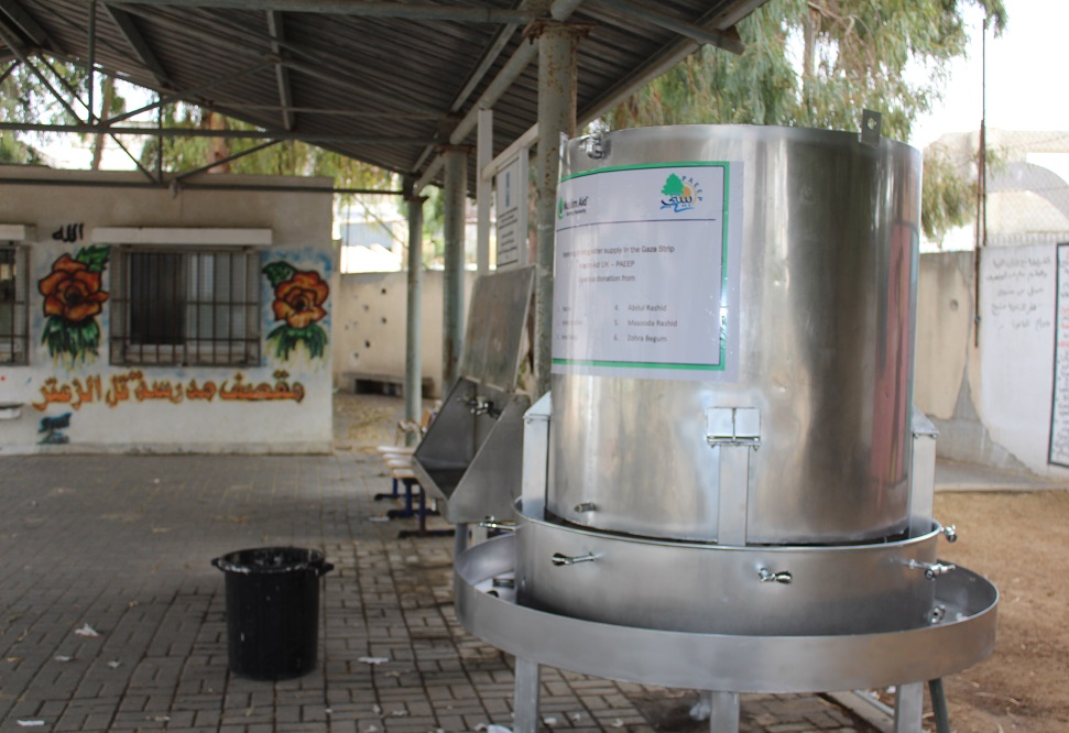 These Solar Powered Water Purification Stations Are An